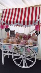 Candy Cart Hire Dunnfield Events and Leisure