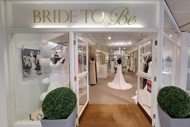 Bride to be wedding dresses reading 106 107 broad for Wedding dress shops reading