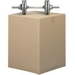 Strong double wall boxes, ideal for moving home