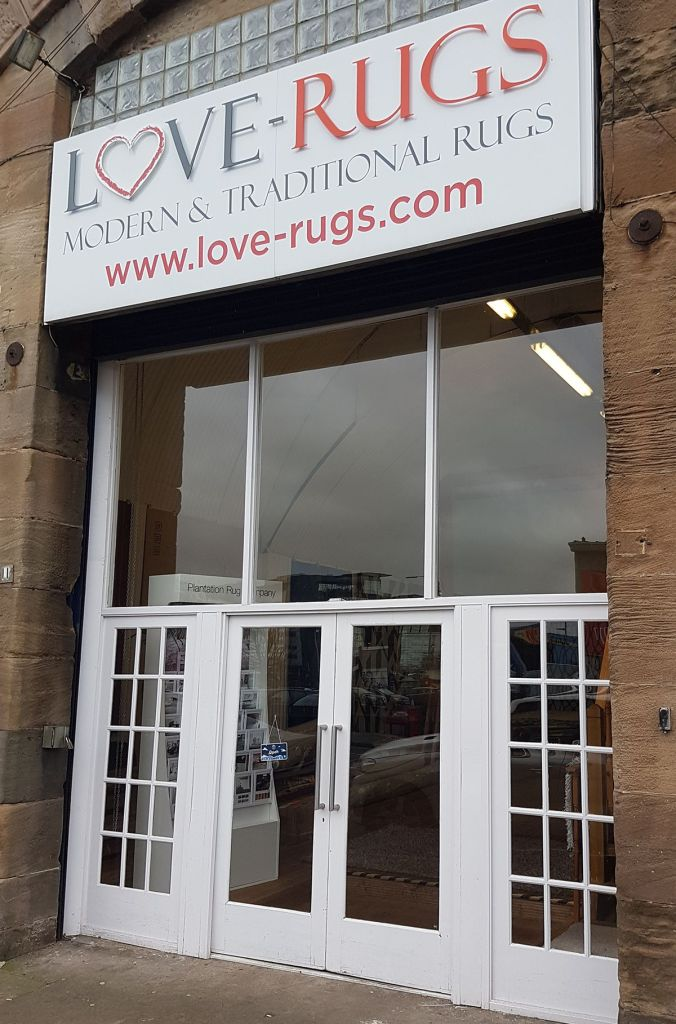 Love Rugs 11 Commerce Street Tradeston Glasgow