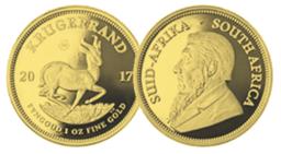 Buy Gold South African Krugerrands