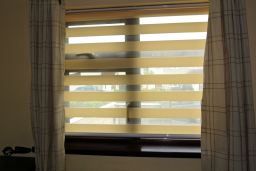 Cream Day and Night Roller Blind