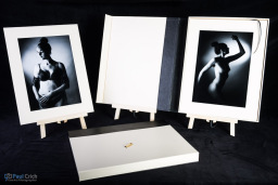 image showing our hand made presentation boxes.
