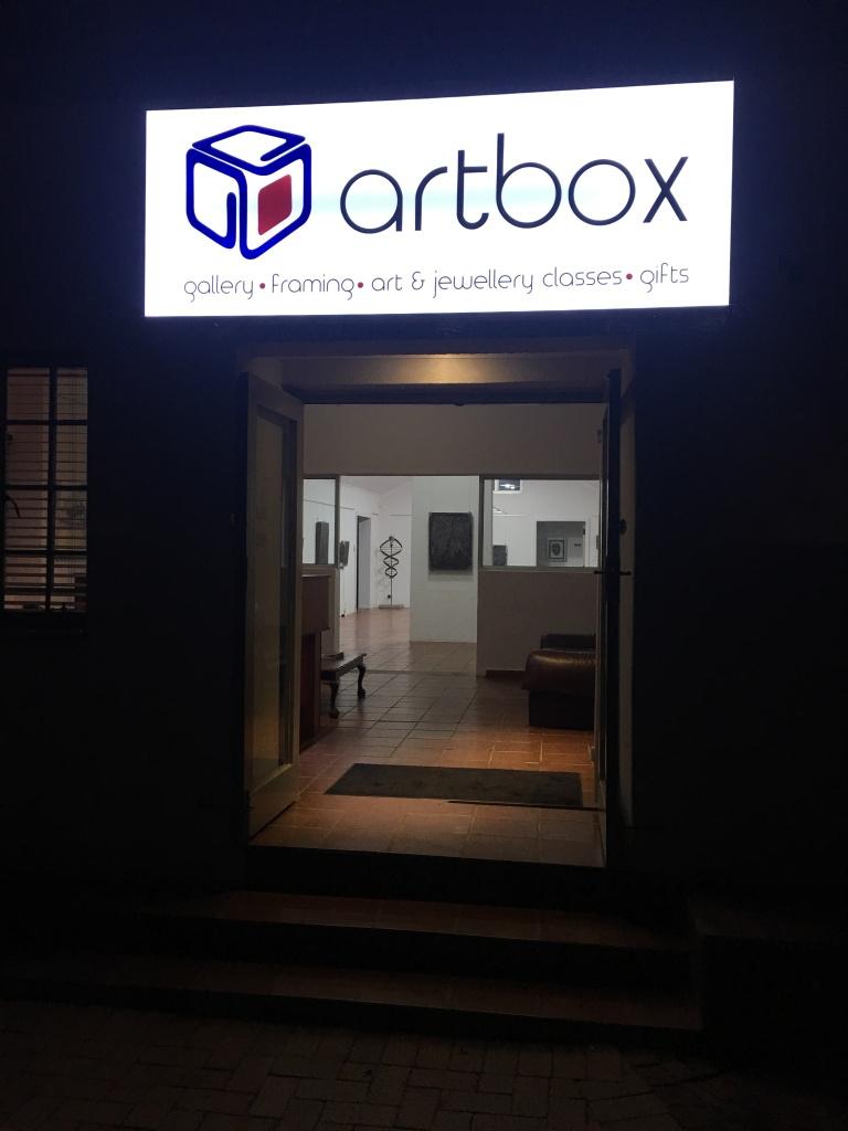 ArtBox Gallery 86 Skilpad Road, Pretoria, Gauteng, 0181