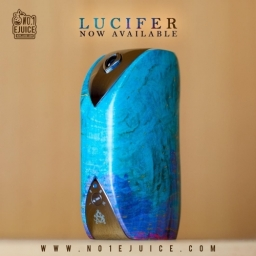 Lucifer Mod at No.1 Ejuice