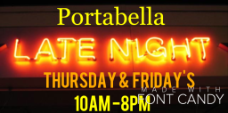 portabella late night