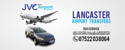 Taxi from Lancaster to Manchester Airport