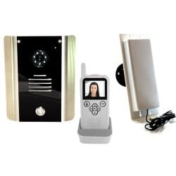 Aes 605 AB Wireless Video Intercom