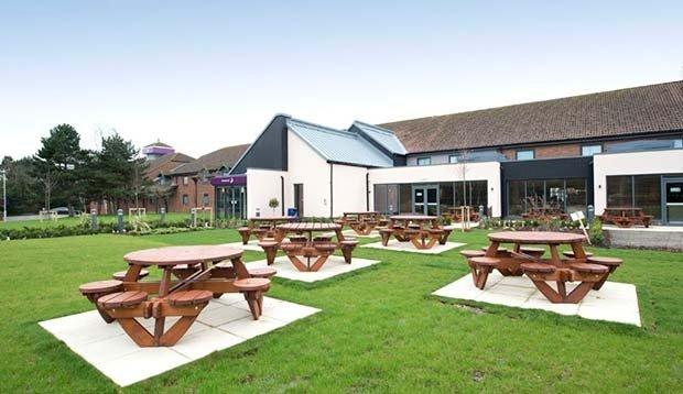Premier Inn Newbury Restaurant