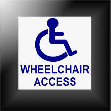 Fully Wheel chair access