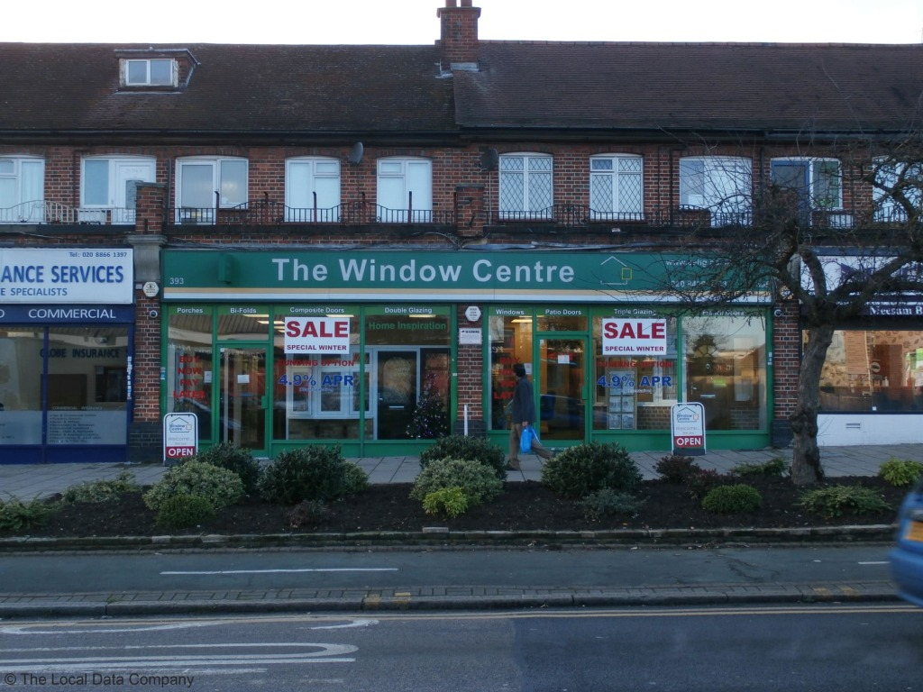 The Window Centre 393 395 Alexandra Avenue Rayners Lane