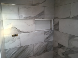 tile installation in London