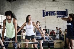 Lifting Room CrossFit Training 1