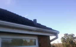 u.P.V.C. /Fascia and Soffit cleaning Nottingham.
