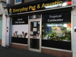 Aquatic and Pet Shop Bristol with Birds