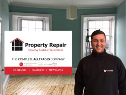 Property Repair.  The Complete All Trades Company.