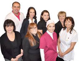The Zing Dental Clinic Team