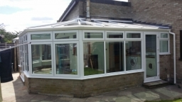 Another double sided Victorian conservatory in Suffolk