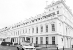 Lancasters Hyde Park - Anderson Wilde and Harris Chartered Surveyors