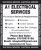 A1 Electrical Services