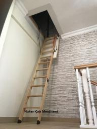 Çatı Merdiveni Resim 2