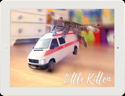 Little Kitten Game App Development London