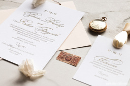 Elegante Wedding Invitations