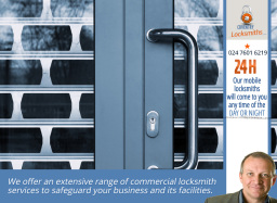 Commercial locksmiths