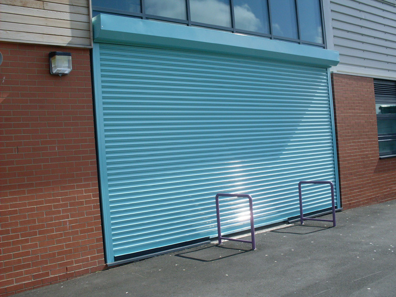 Details for defence industrial doors roller shutters in for Door 2 door rotherham