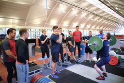 Level 4 Strength and Conditioning