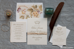 Antoinette Wedding Stationery