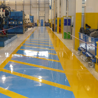 Details for hfci industrial commercial flooring for Commercial flooring contractors