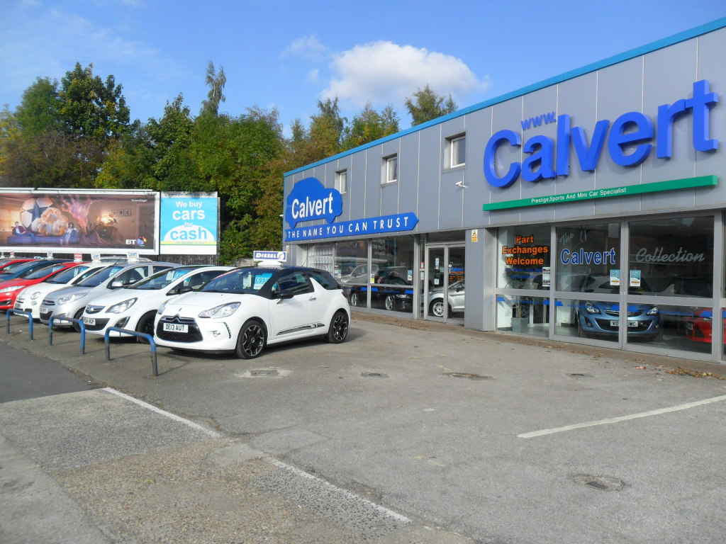 Calvert Car Sales Hull