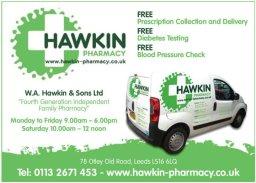 Hawkin Pharmacy Leeds