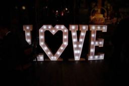 S.O.M. Photo Booth Giant LOVE Letters For Hire Lon