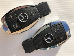 Replacement Mercedes Car Keys