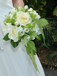 Wedding Bouquets by Flower Design Ripon