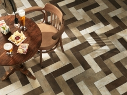 Brown Beige Cream Floor Tiles