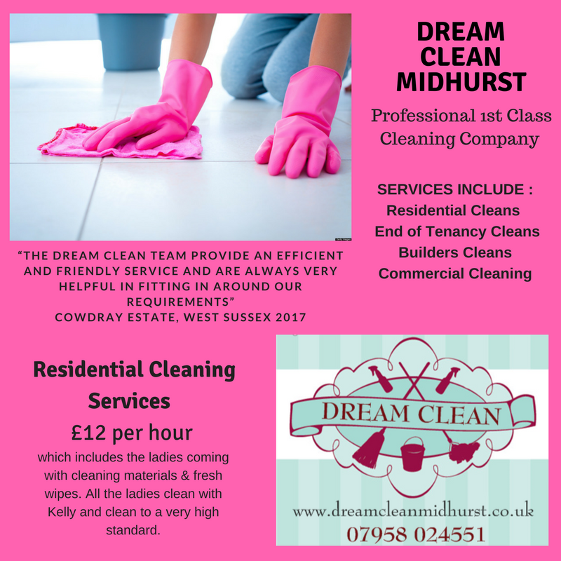 details for dream clean midhurst in 66 common view
