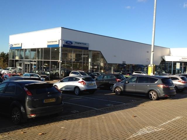 Car Show Poole Dorset