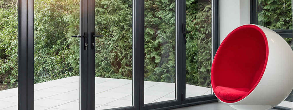 aluminium bifold doors Peterborough & Peterborough Doors in 39 Archers Wood Hampton Hargate Hampton ...