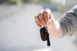 Keys to your New Car?