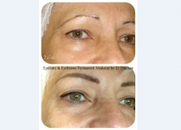 Eyebrows Lift and Eyeliner Permanent Make up by El Truchan @ Perfect Definition