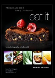 food photography London by Michael Michaels