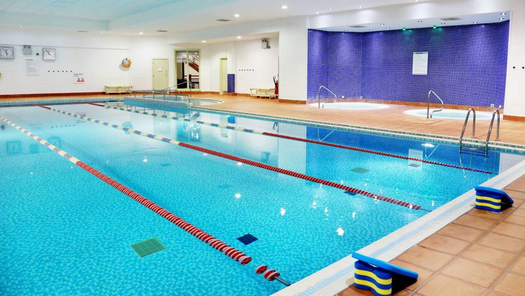 Nuffield health fitness wellbeing gym knights way for Local swimming pool companies