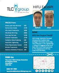 TLC Group Laser Clinic Hounslow