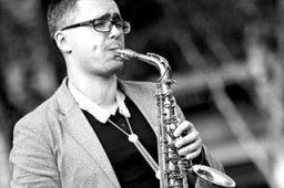 Saxophone Cork Wedding Band