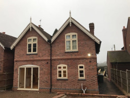 Double Storey Extension - Westwood Heath
