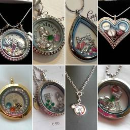 More customer Pendique Lockets Designs 3