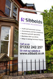 Sibbalds Chartered Accountants, Derby, Derbyshire